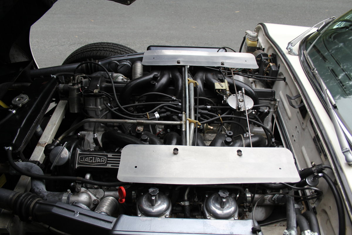 1972 Jaguar E-Type Series III V12 Auto - 70k miles, UK car For Sale (picture 16 of 20)