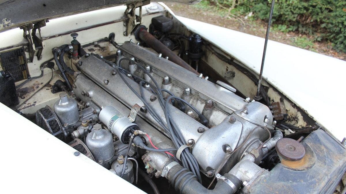 1954 Jaguar XK120 Roadster, Incredibly Original, Race History For Sale (picture 14 of 19)