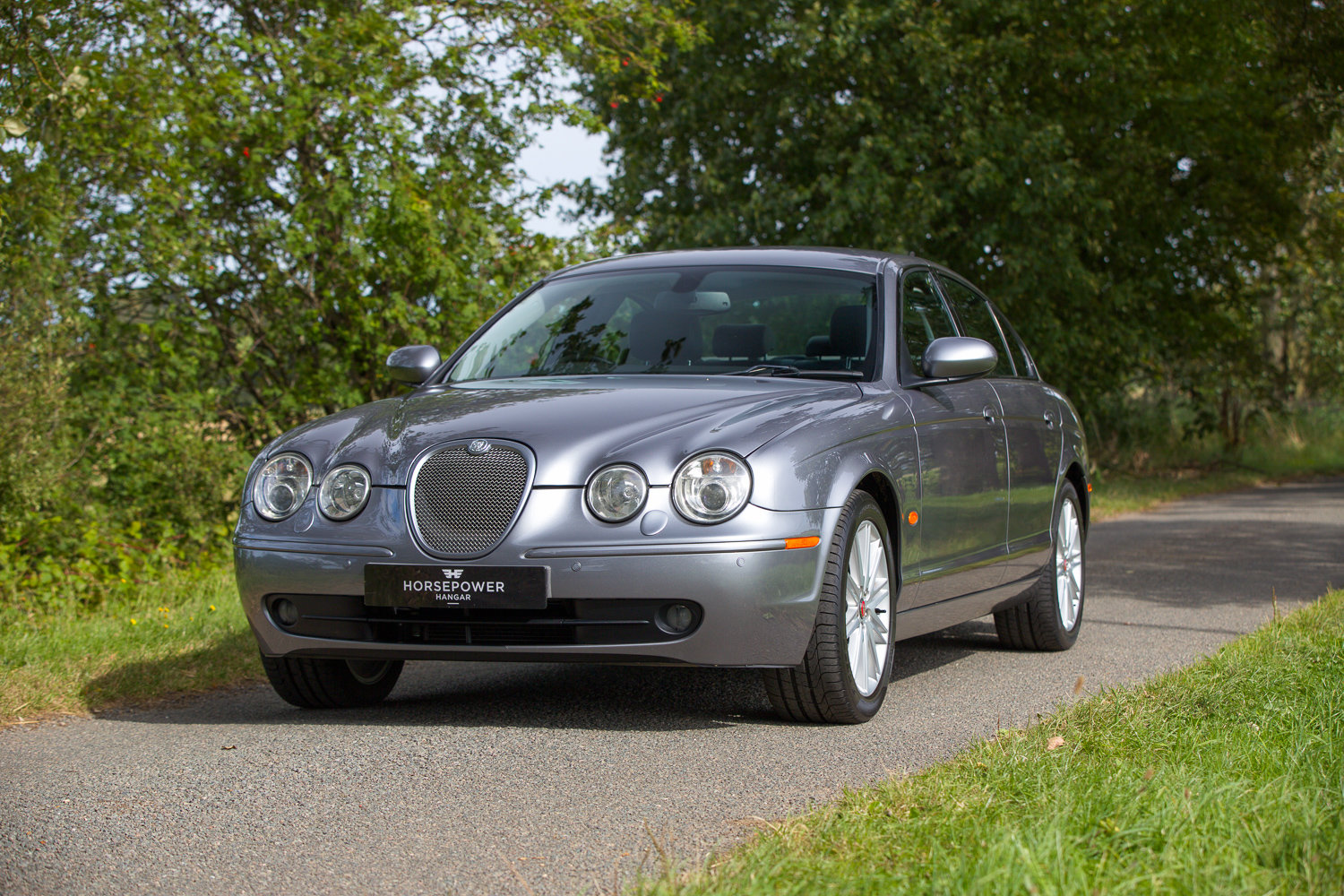 2006 Jaguar S-Type V6 Sport - Two Owners and Full Jaguar History For Sale (picture 1 of 6)