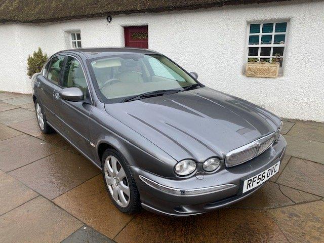 2006 super low 38k full jaguar service For Sale (picture 1 of 6)