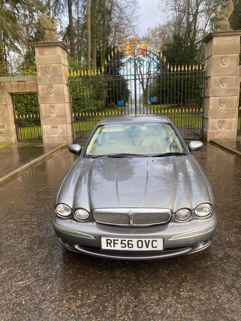 2006 super low 38k full jaguar service For Sale (picture 2 of 6)