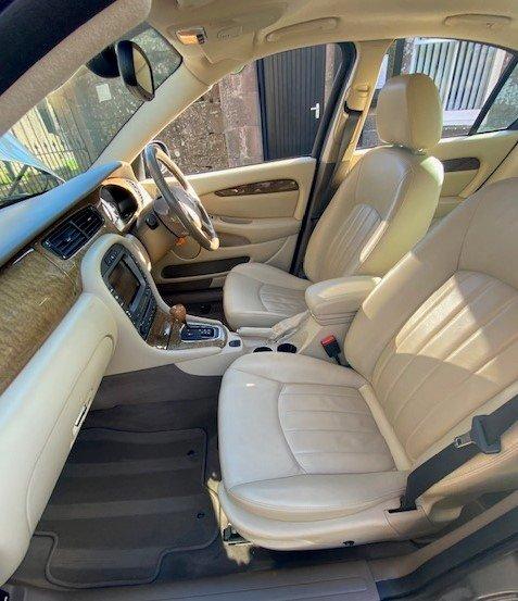 2006 super low 38k full jaguar service For Sale (picture 5 of 6)