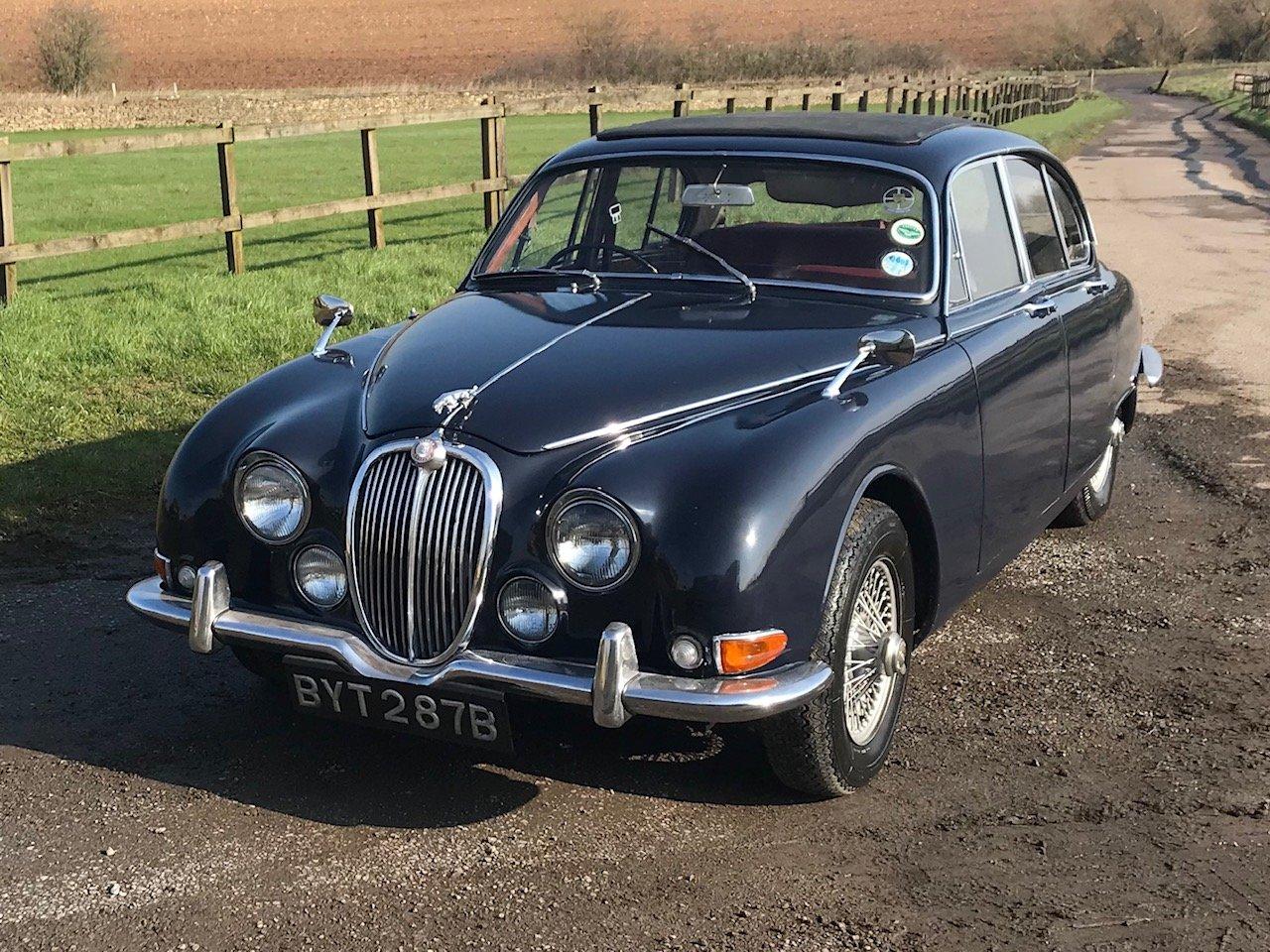 1964 Jaguar 3.8 S Automatic For Sale   Car And Classic