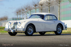1958 Jaguar XK150 3.4 FHC 5-Speed (LHD) For Sale