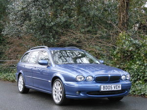 2005 Jaguar X-Type 3.0 V6 Sports Premium Auto AWD Estate SOLD