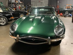 1967 Jaguar 1st series E type (with some work!) For Sale