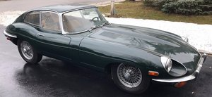 1969 JAGUAR E TYPE SERIES 2 FHC ( SORRY SOLD )