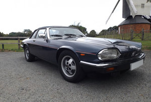 1987 Jaguar XJ-SC V12 - Just 66000 miles FSH
