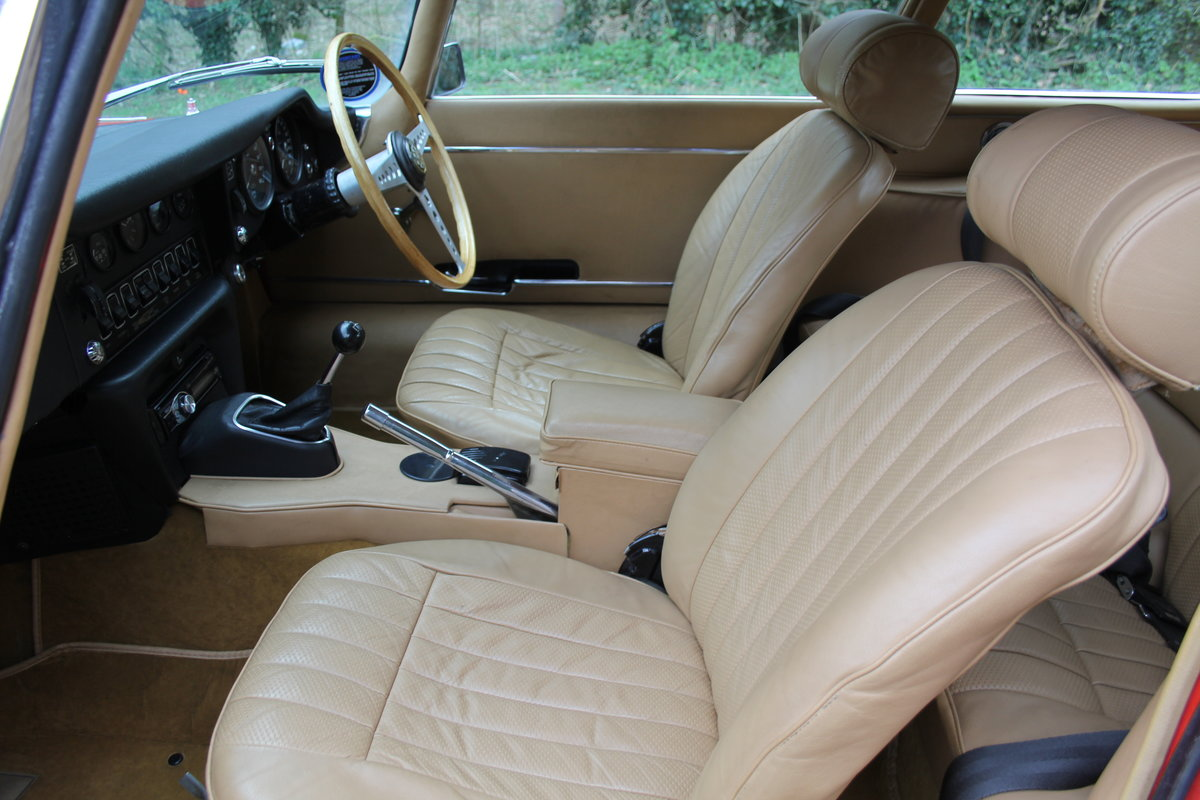 1969 Jaguar E-Type Series II 2+2 - Manual, Matching Numbers For Sale (picture 10 of 19)