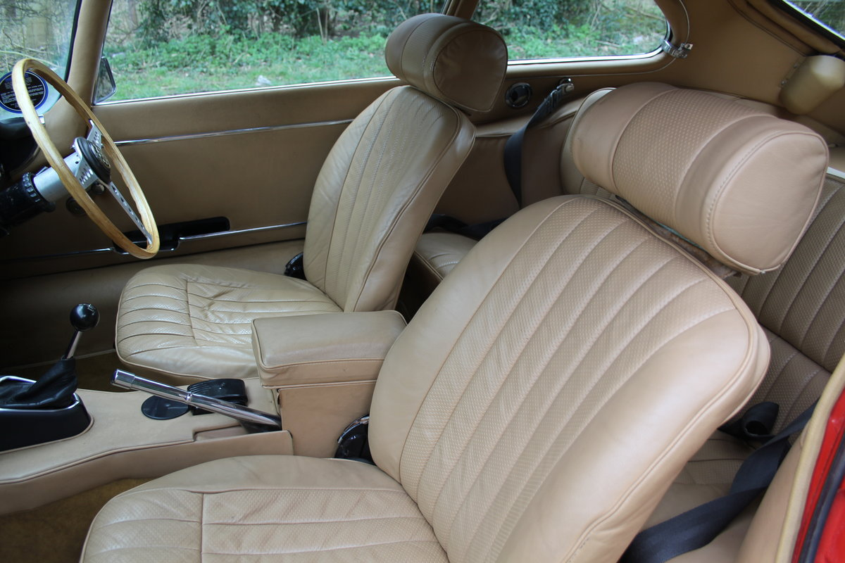 1969 Jaguar E-Type Series II 2+2 - Manual, Matching Numbers For Sale (picture 11 of 19)