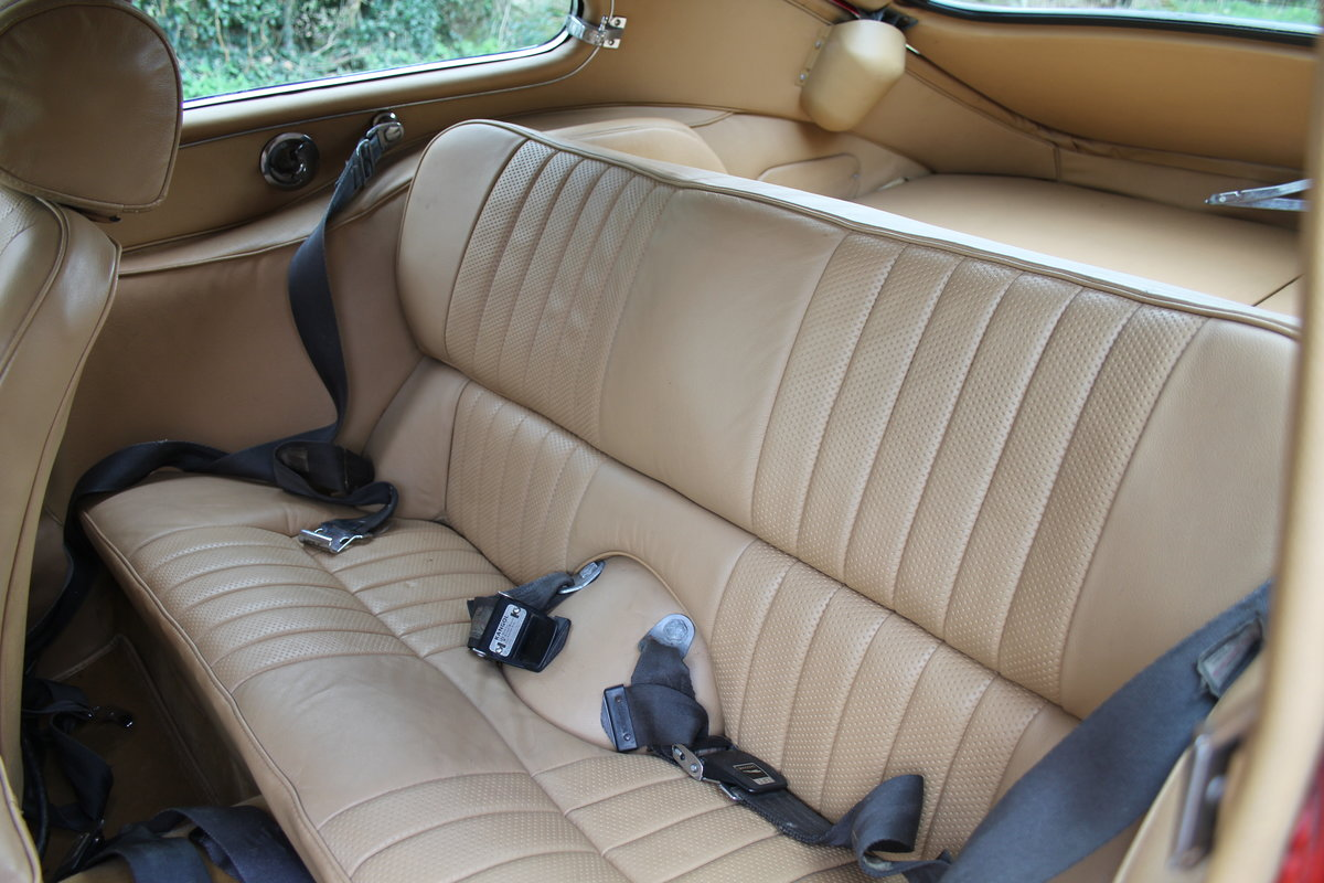 1969 Jaguar E-Type Series II 2+2 - Manual, Matching Numbers For Sale (picture 12 of 19)