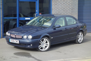 2006 Jaguar X-Type 2.0TDi Manual Sport Saloon FSH A/C 110000mile  For Sale