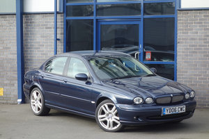 Jaguar X-Type 2.0TDi Manual Sport Saloon FSH A/C 110000mile