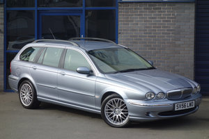 Picture of 2006 Jaguar X-Type 2.5SE AWD Auto Estate FSH A/C Sat Nav  63000m SOLD