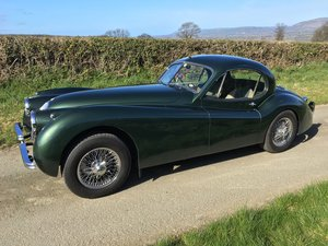 Picture of 1953 Jaguar XK120 Fixed Head Coupe  For Sale