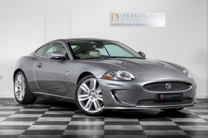 2010 / 10 Jaguar XKR 5.0 Supercharged Coupe SOLD
