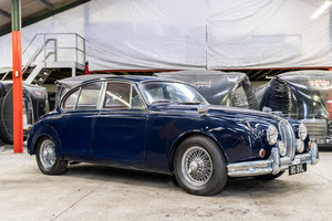 Jaguar mark 4 3.5 litre saloon