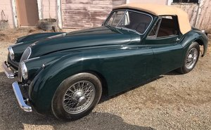 1954 COMING SOON - JAGUAR XK120 DHC ( SENSIBLE PRICE )