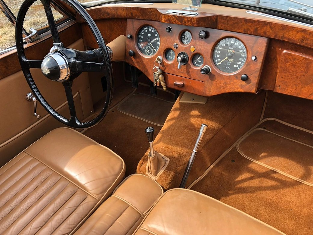 1954 COMING SOON - JAGUAR XK120 DHC ( SENSIBLE PRICE ) For Sale (picture 4 of 6)