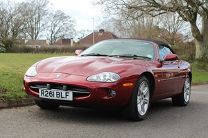 Jaguar XK8 Convertible 1998 -
