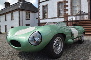 1969 Jaguar D Type - Revival Motorsport