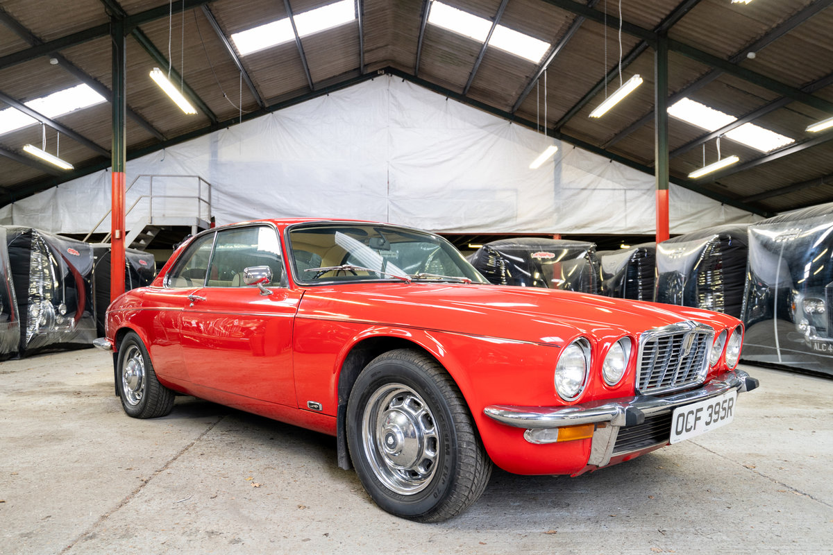 1976 Jaguar v12 coupe For Sale (picture 1 of 6)