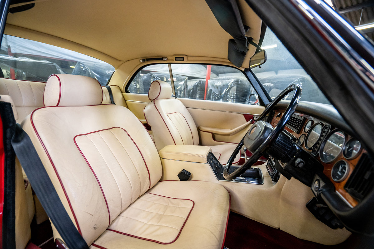 1976 Jaguar v12 coupe For Sale (picture 6 of 6)