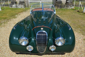 Picture of 1952 Jaguar Xk120 Ots Competition Spec For Sale