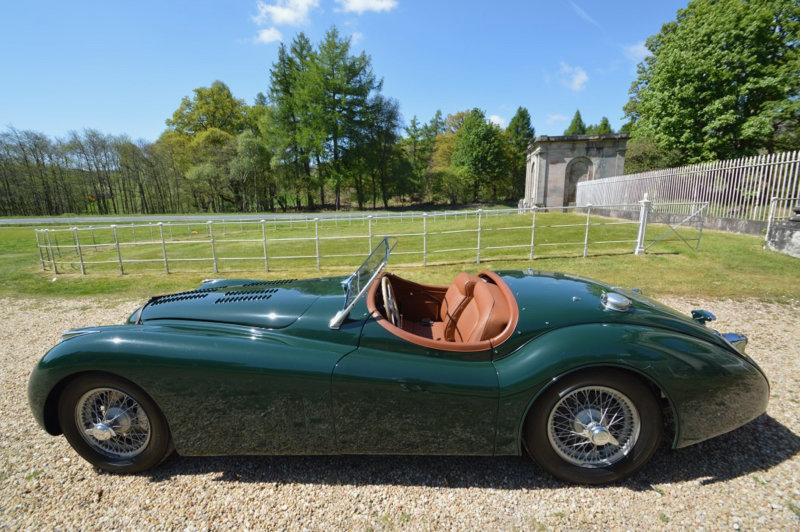 1952 Jaguar Xk120 Ots Competition Spec For Sale | Car and ...
