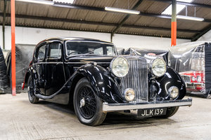 1948 Jaguar mark 4 3.5 litre saloon