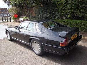 1990 Jaguar XJR-S Jaguar Sport 6.0L V12 Auto