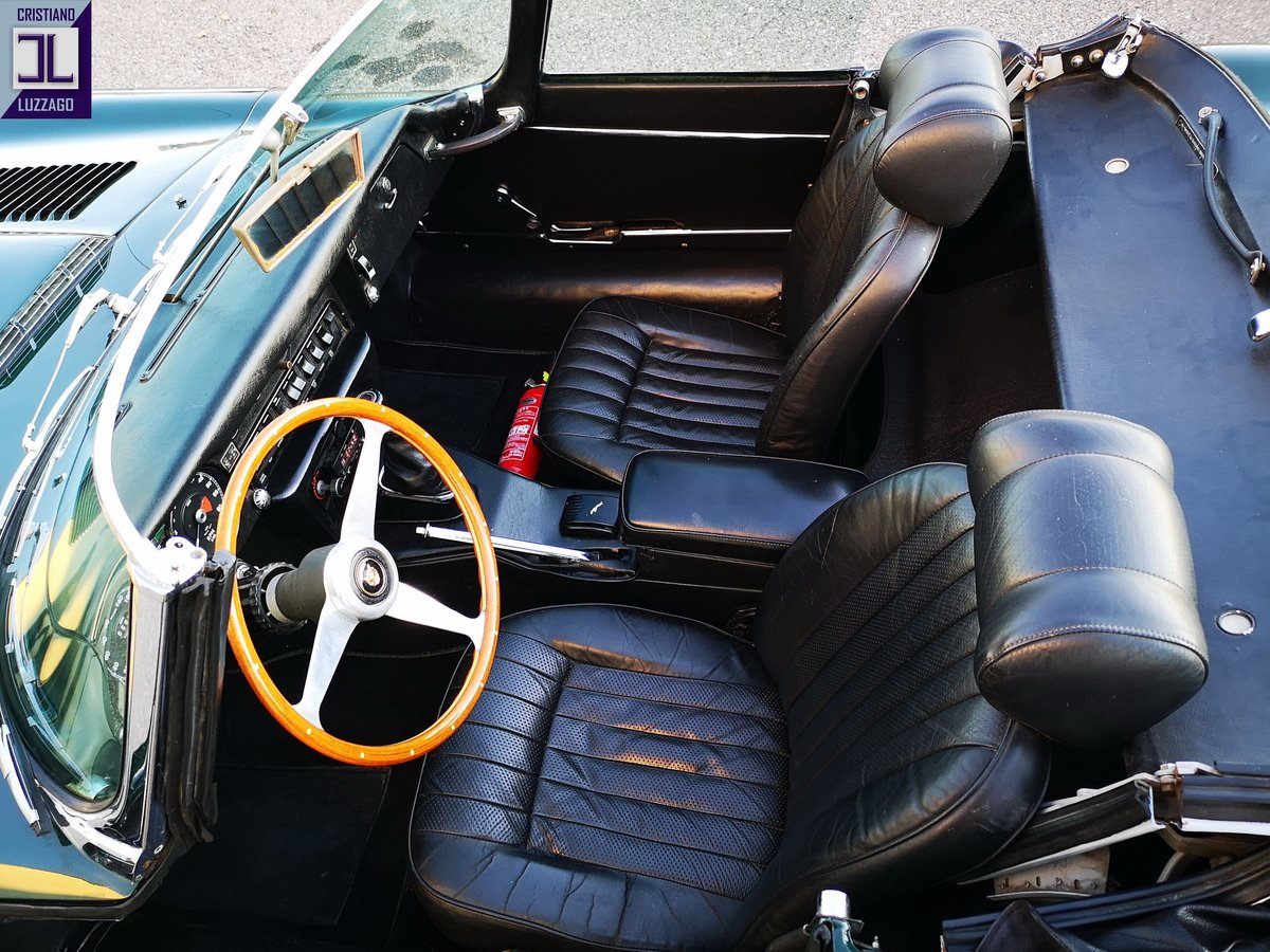1969 JAGUAR E TYPE 4.200  ROADSTER  Euro 84.800 For Sale (picture 5 of 6)