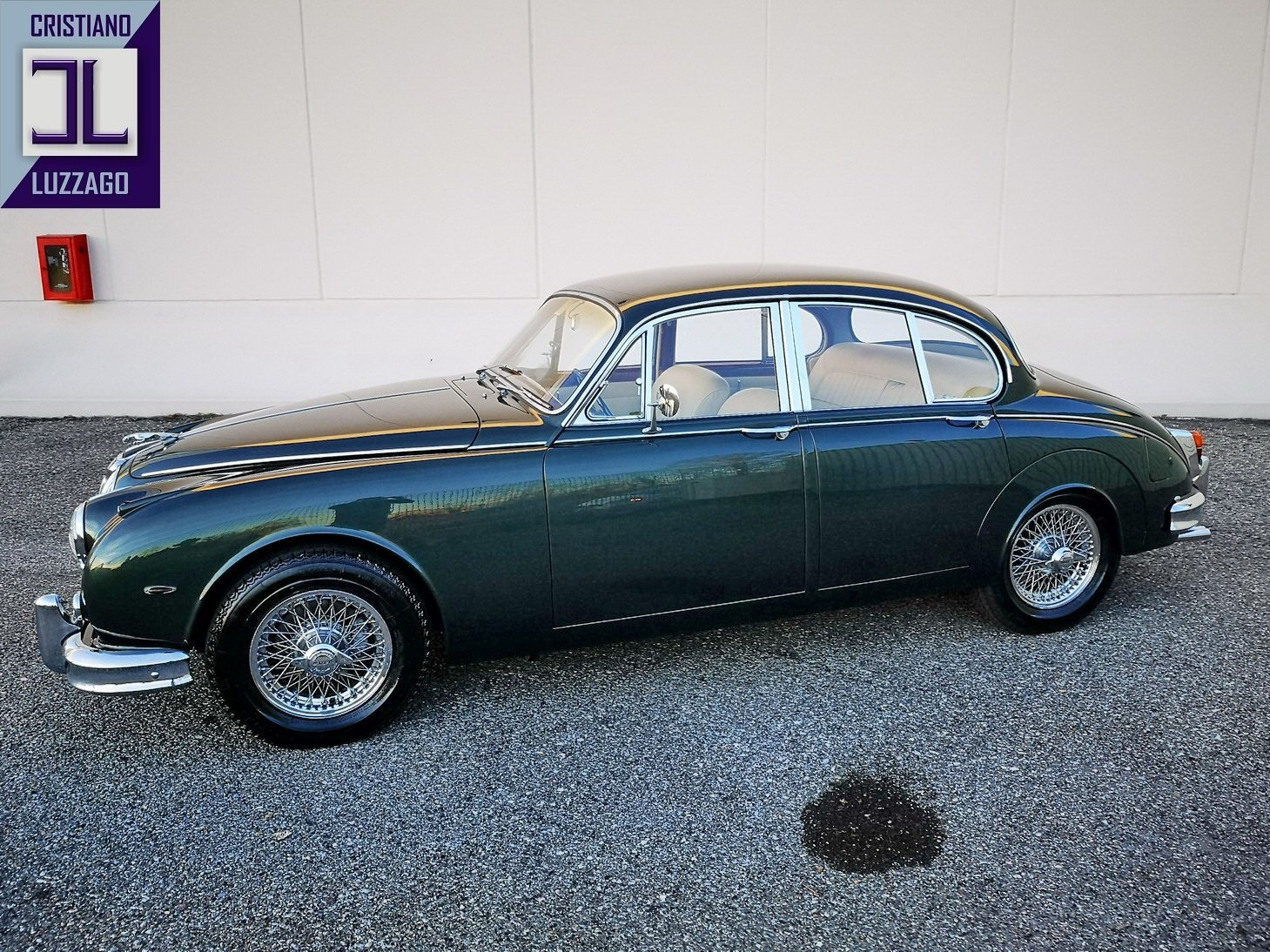 1964  JAGUAR MK2 3.800 VERY RECENTLY TOTALLY RESTORED For Sale (picture 3 of 6)