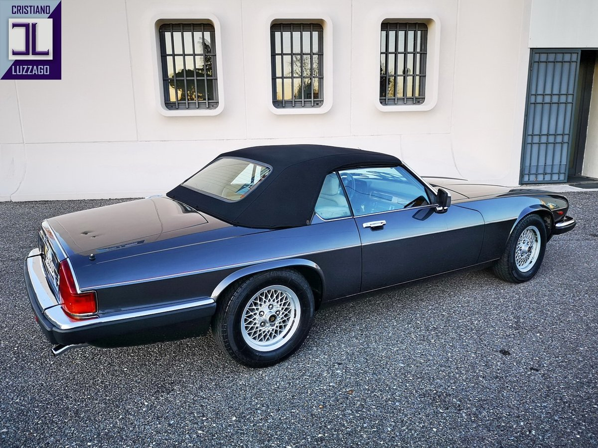 1988  JAGUAR XJ SC 5300 V 12  2 OWNERS euro 29800 For Sale (picture 3 of 6)