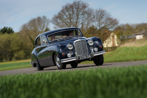 1960 Exceptional Jaguar MK IX with amazing history and low miles. For Sale