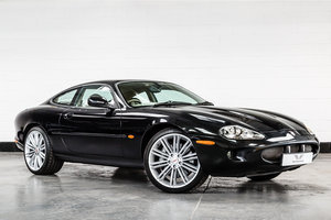 2000 JAGUAR XKR Supercharged Coupe-Outstanding History