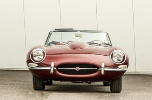 1968 Jaguar E-Type Series 1.5 LHD Roadster For Sale (picture 3 of 6)