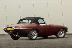 1968 Jaguar E-Type Series 1.5 LHD Roadster For Sale (picture 5 of 6)