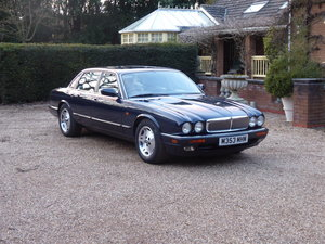 1995 Jaguar X300 54000 miles 1 x Owner 24 Years Superb Example For Sale