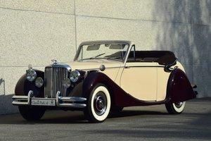 (994) Jaguar Mk V - 1950