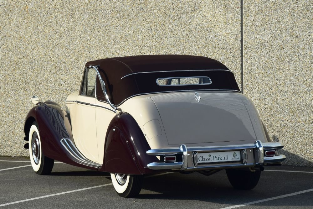 (994) Jaguar Mk V - 1950 For Sale (picture 3 of 6)