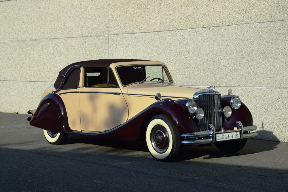 (994) Jaguar Mk V - 1950 For Sale (picture 4 of 6)