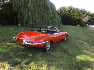 jaguar e type series 1 convertible
