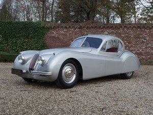 1951 Jaguar XK 120 FHC restored condition SPECIAL PRICE! For Sale