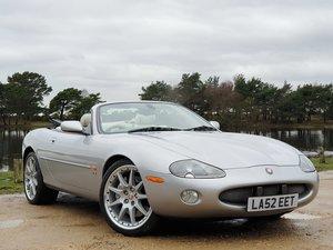 2003 2002 Jaguar XKR Convertible 4.2L 68k miles For Sale
