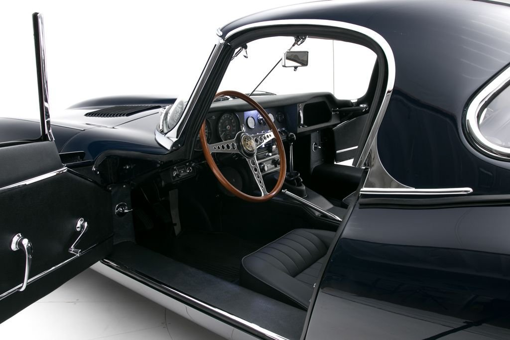 1966 Jaguar E-Type Roadster Convertible 4.2Liter Full Rest For Sale (picture 3 of 6)