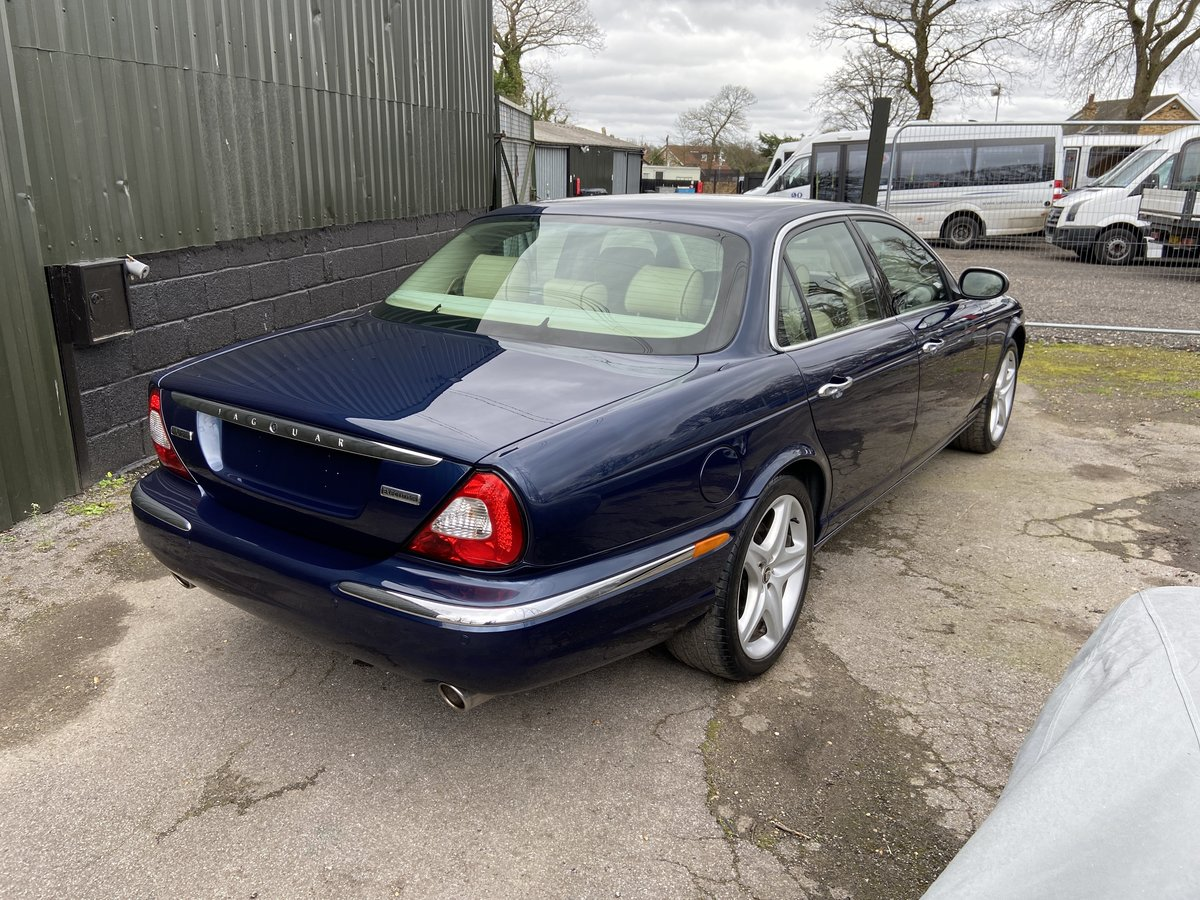 2007 Jaguar X356 Executive 4.2 V8 52k miles only For Sale (picture 2 of 6)