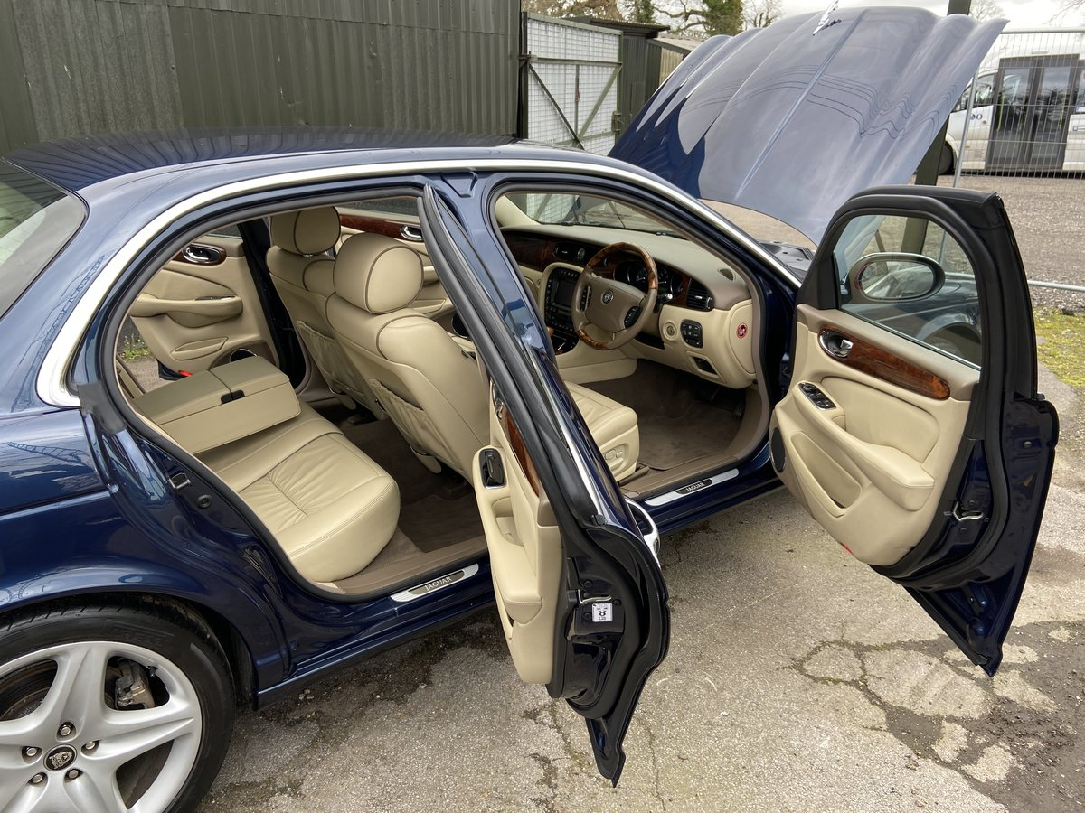 2007 Jaguar X356 Executive 4.2 V8 52k miles only For Sale (picture 4 of 6)
