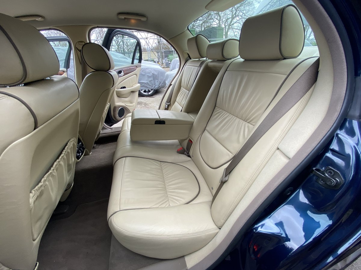 2007 Jaguar X356 Executive 4.2 V8 52k miles only For Sale (picture 6 of 6)