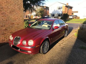 Jaguar S Type V8